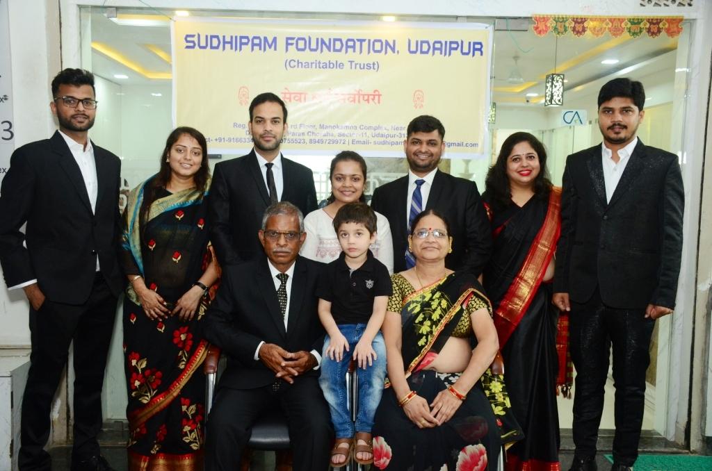 CSR Activity sith sudhipum Foundation