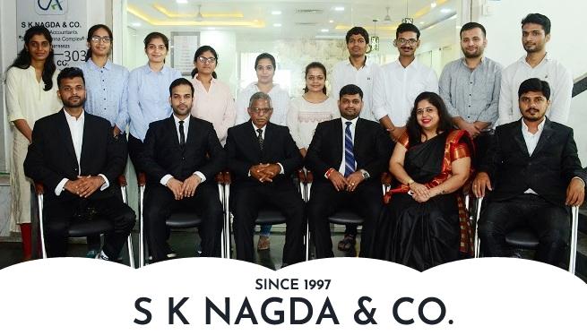 Sk nagda and co.