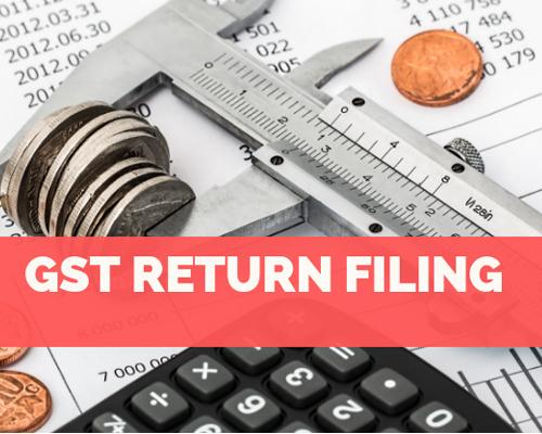 GST Return Filling Consultants