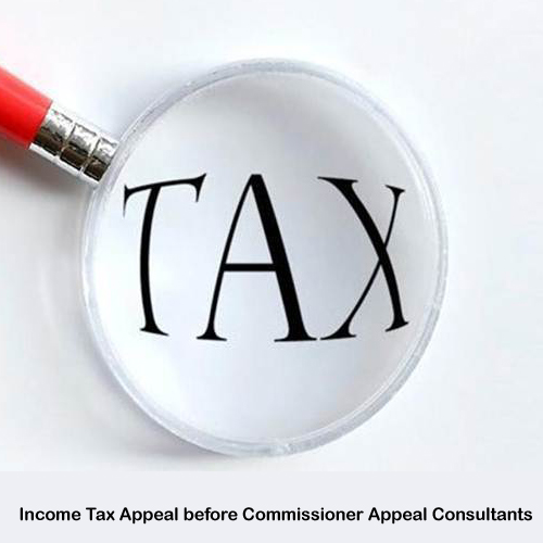 Income Tax Appeal Consultants
