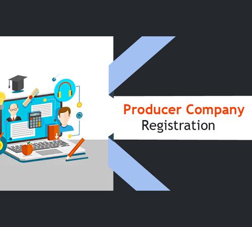 Producer Company Regsitration Consultants