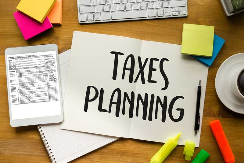 accounting and tax planning