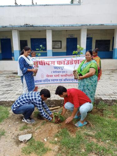 3-Tree Plantation Govt sen sector-4(2)