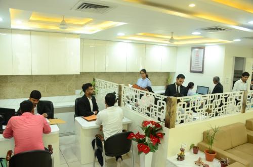 Interior Infrastrucure office