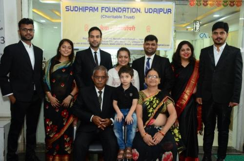 Incorporation Day phot of Sudhipam Foundation (cover)
